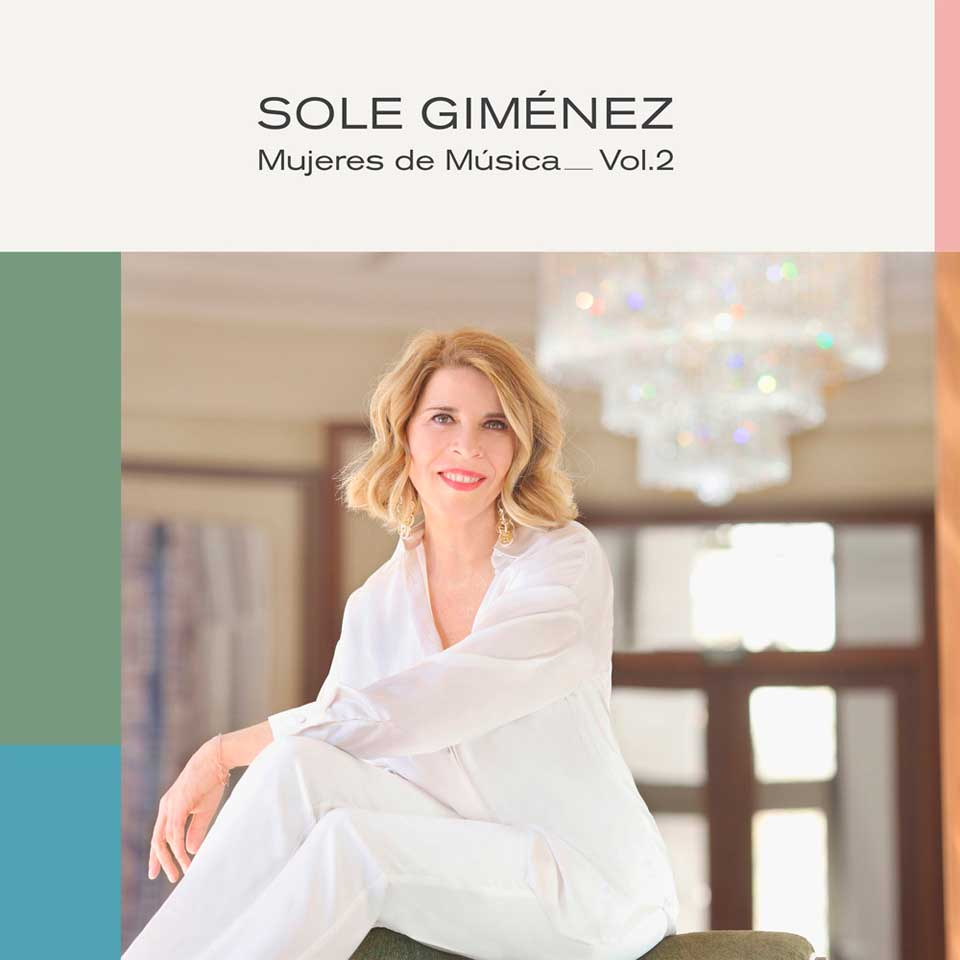 Mujeres con música. Un disco de Sole Giménez