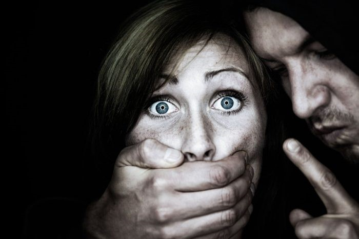 Mujer maltratada. Por Montaña Preciados