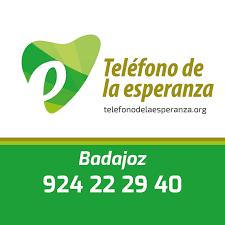 Cursos programados por el Teléfono de la Esperanza en Badajoz y Cáceres.