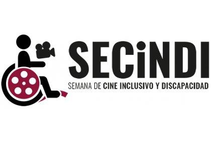 Semana de Cine Inclusivo y Discapacidad (Secindi) del  4 al 9 de octubre.