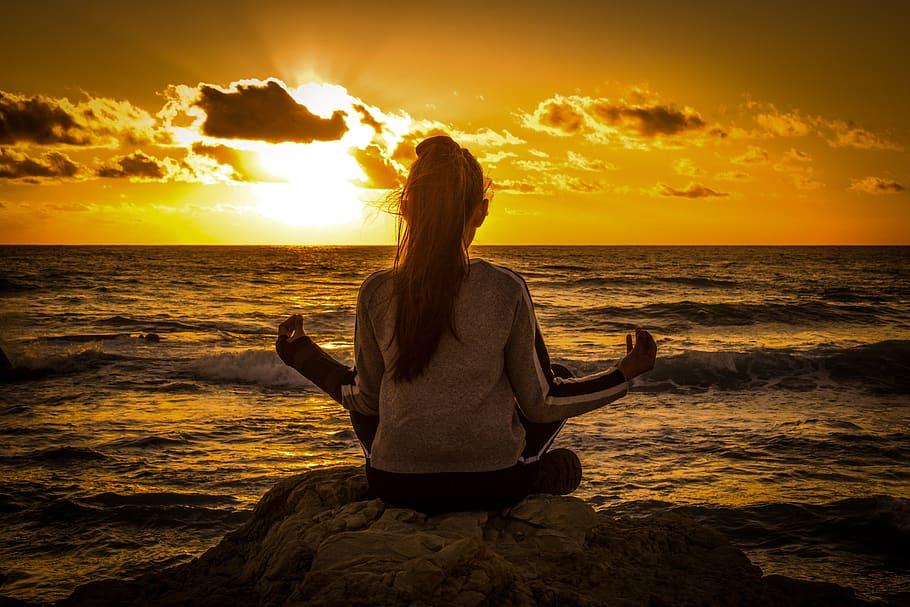 La meditación es un camino radical para el autoconocimiento.
